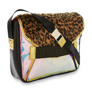 Nicki Minaj Women's Messenger Handbag - Mixed Media at Kmart.com