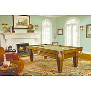 Brunswick Billiards Conrad 8' Chestnut Billiards Table.  INCLUDES DELIVERY AND INSTALLATION AND BONUS CONTENDER PLAY PACKAGE at Kmart.com