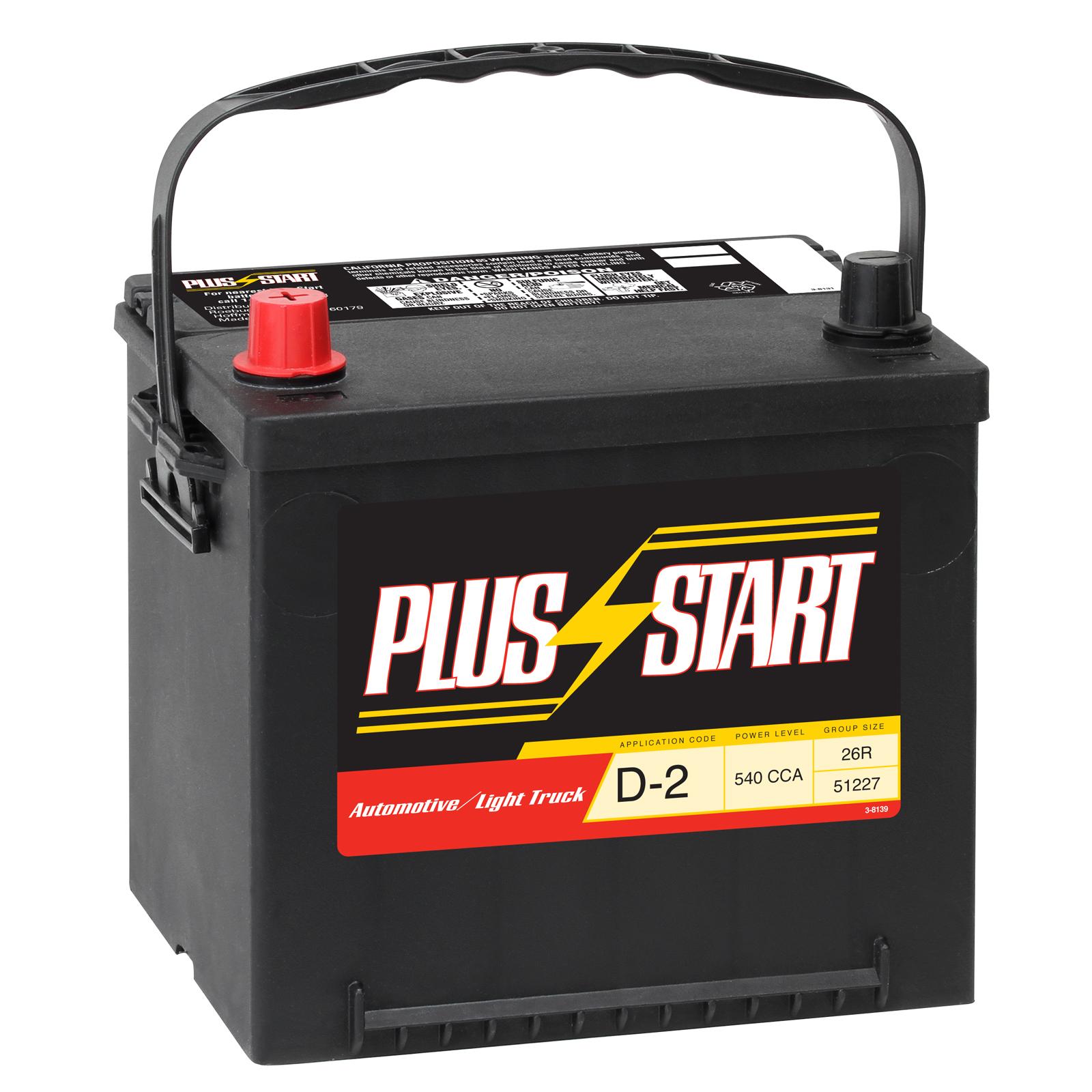 ValuePower VP-26R Battery - Walmart.com