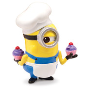 "Universal Studios 2"" Despicable Me 2 Minion Baker Action Figure at Kmart.com"