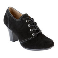 I Love Comfort Women's Oxford Diane - Black at Sears.com
