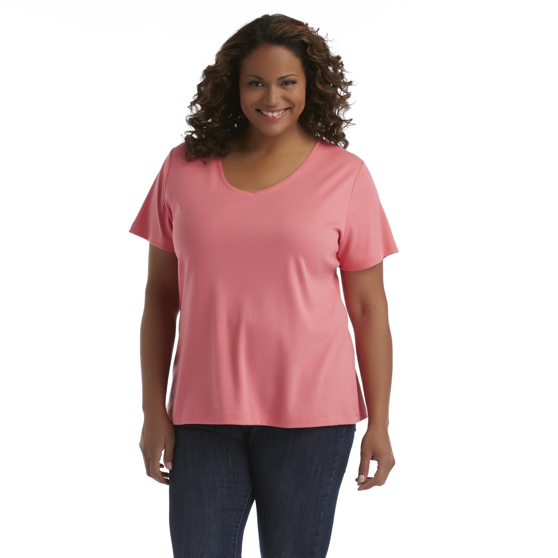 Laura Scott Women's Plus Short-Sleeve T-Shirt
