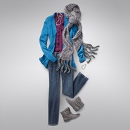 Spring Into Fall Outfit at Sears.com