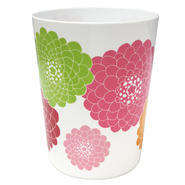 Stella Pink Wastebasket - Big Flowers at Kmart.com
