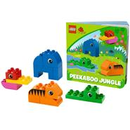 LEGO DUPLO® Peekaboo Jungle at Sears.com