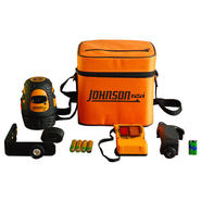Johnson Level Self-Leveling 360 Degree Line Laser with 4 Horizontal Dots Kit at Sears.com