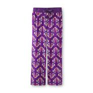 Joe Boxer Women's Microfleece Pajama Pants - Geometrical Hearts at Kmart.com
