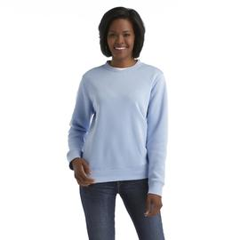 Laura Scott Women's Crew Neck Sweatshirt - Layered Look at Sears.com