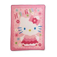 Hello Kitty Micro Throw - Scalop Edges at Kmart.com