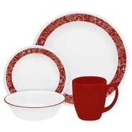 Corelle 16-Piece Bandhani Dining Set at Kmart.com