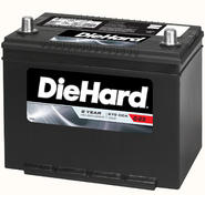 DieHard Automotive Battery- Group Size 124R (Price with Exchange) at Sears.com