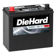 DieHard Automotive Battery- Group Size 51 (Price with Exchange) at Sears.com