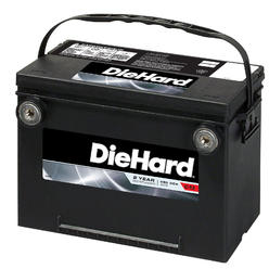 DieHard Automotive Battery- Group Size 78 (Price with Exchange) at Kmart.com