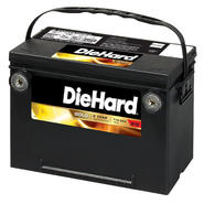 DieHard Gold Automotive Battery - Group Size 78 (Price with Exchange) at Sears.com