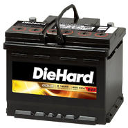 DieHard Gold Automotive Battery - Group Size 47 (Price with Exchange) at Sears.com