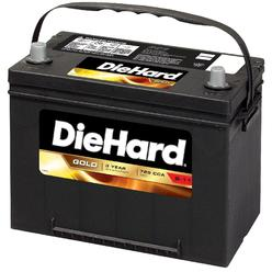 DieHard Gold Automotive Battery - Group Size 24F (Price with Exchange) at Kmart.com