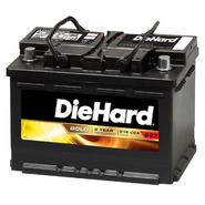 DieHard Gold Automotive Battery - Group Size 48 (Price with Exchange) at Sears.com