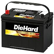 DieHard Gold Automotive Battery - Group Size 34 (Price with Exchange) at Sears.com