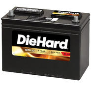 DieHard Gold Automotive Battery - Group Size 27 (Price with Exchange) at Sears.com