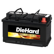 DieHard Gold Automotive Battery - Group Size 94R (Price with Exchange) at Sears.com