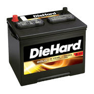 DieHard Gold Automotive Battery Group Size 24F (Price with exchange) at Sears.com