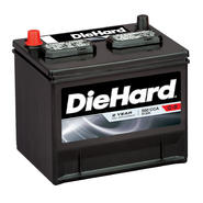 DieHard Automotive Battery- Group Size 35 (Price with Exchange) at Sears.com