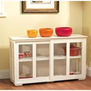 Pacific stackable storage with acrylic door at Kmart.com
