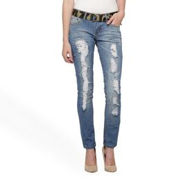 Bongo Junior's Belted Skinny Jeans at Sears.com