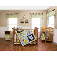 Trend Lab Chibi Zoo - 3 Piece Crib Bedding Set at Kmart.com