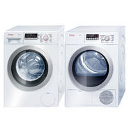Bosch Axxis 2.2 cu. ft. Compact Washer and 4.0 cu. ft. Condensation Electric Dryer Bundle at Sears.com