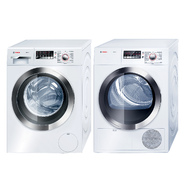 Bosch Axxis Plus 2.2 cu. ft. Compact Washer and 4.0 cu. ft. Condensation Electric Dryer Bundle at Sears.com