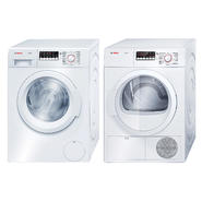 Bosch Ascenta 2.2 cu. ft. Compact Washer and 4.0 cu. ft. Condensation Electric Dryer Bundle at Sears.com