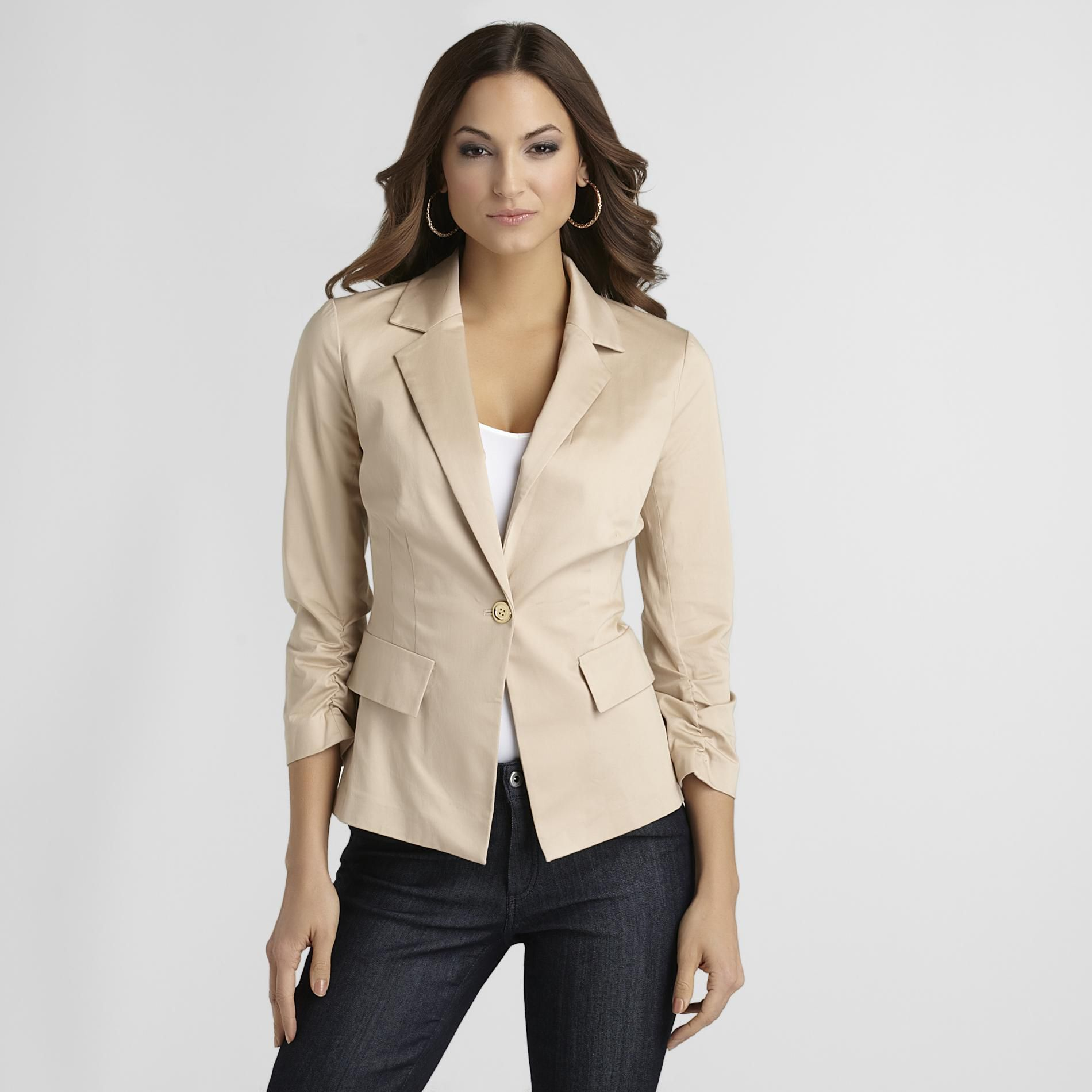 Women's Fitted Blazer - Clearance