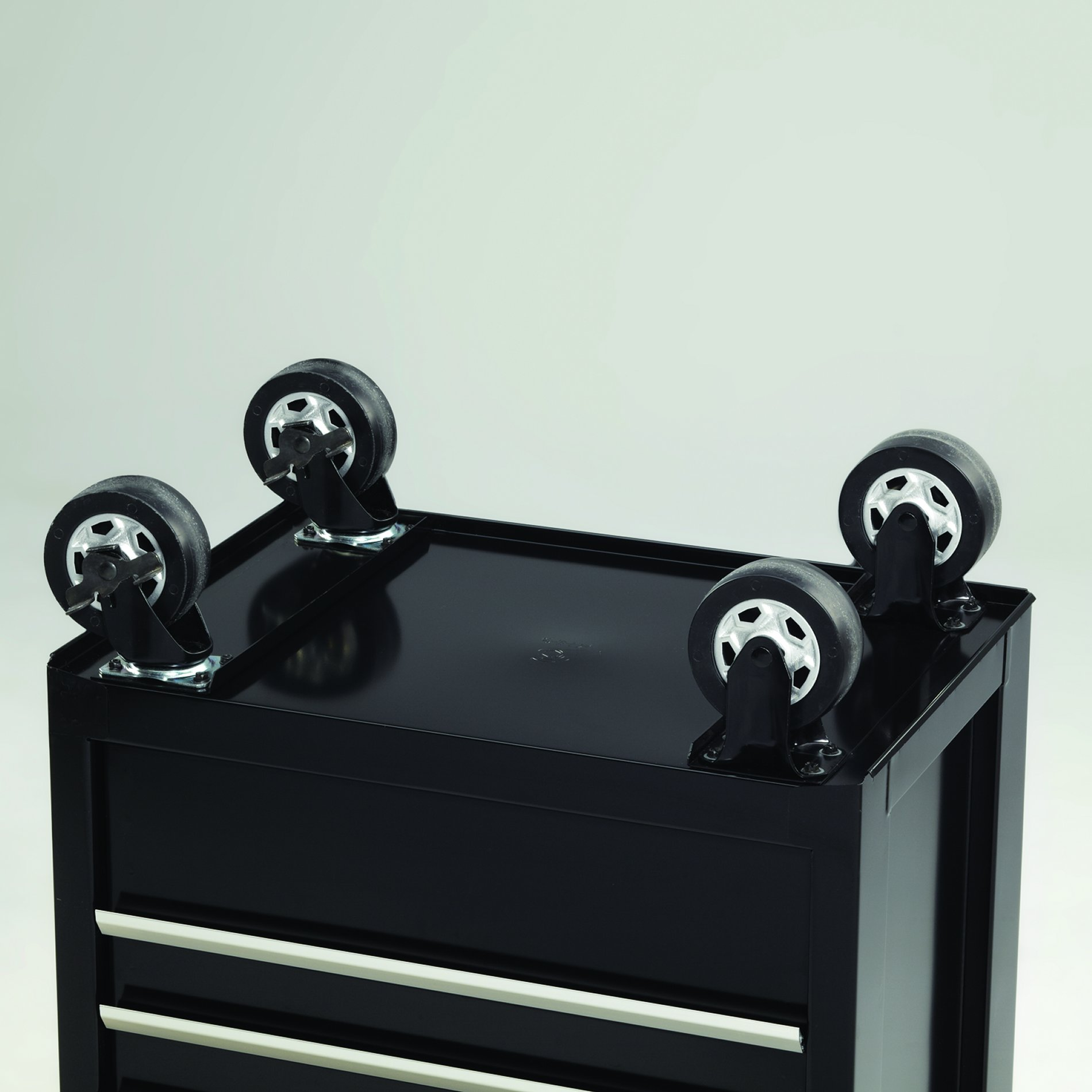 Craftsman EDGE Series 40 In. 13-Drawer Premium Heavy-Duty Ball-Bearing Rolling Cart - Black