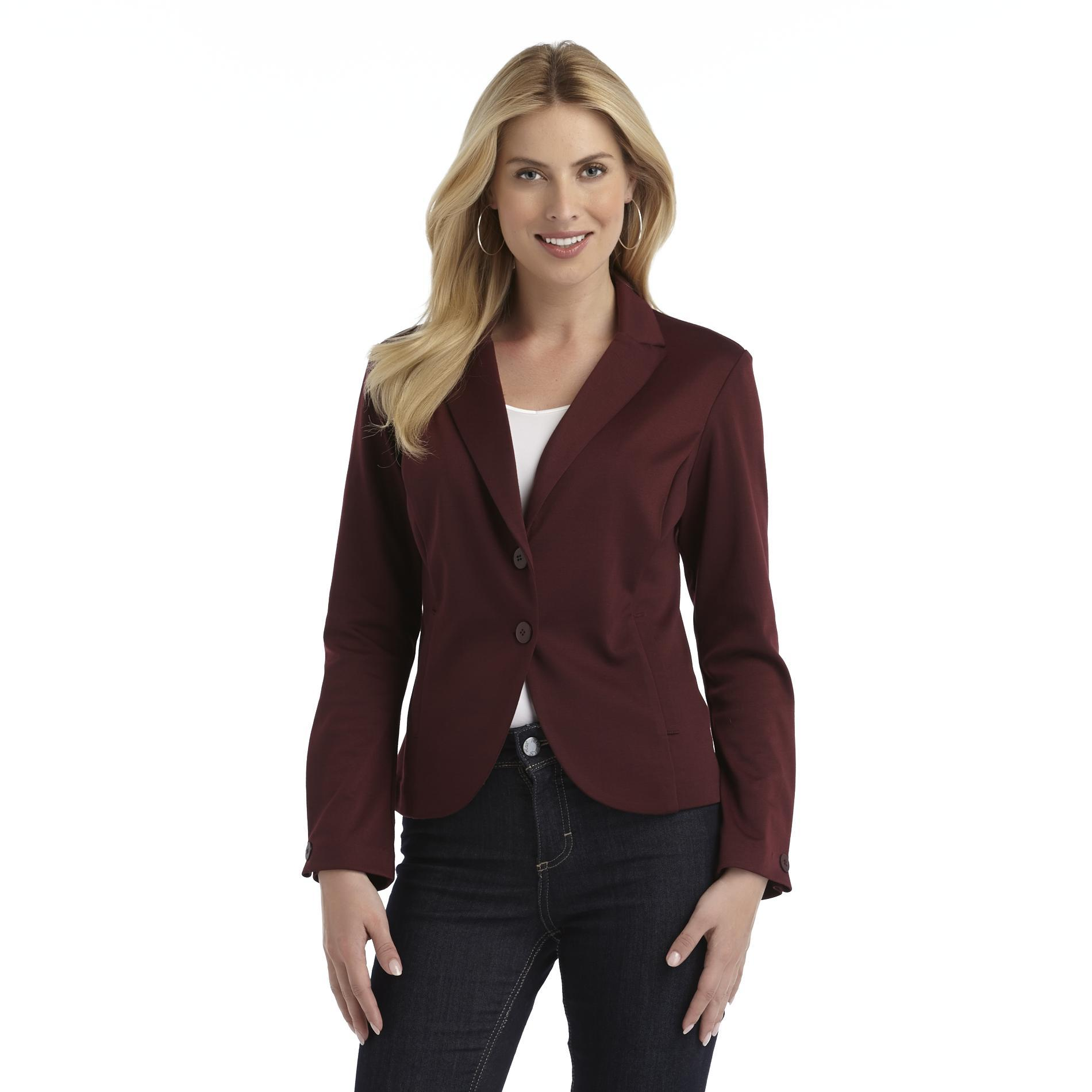 Metaphor Women's Peplum Blazer at Sears.com