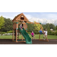 Backyard Discovery Trek Cedar Swingset at Kmart.com