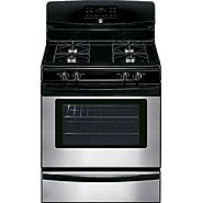 Kenmore 5.0 cu. ft. Gas Range w/ Convection - Stainless Steel at Sears.com