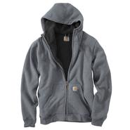 Carhartt Men's Sherpa-Lined Fleece Hoodie Jacket at Sears.com