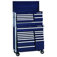 Craftsman 40-Inch 20-Drawer Premium Heavy-Duty Combo - Midnight Blue at Sears.com