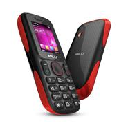 BLU Tank T190i Unlocked GSM Dual-SIM Cell Phone - Black/Red at Sears.com