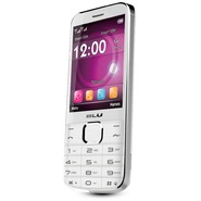 BLU Diva X T372T Unlocked GSM Dual-SIM Cell Phone - White at Sears.com