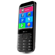 BLU Diva X T372T Unlocked GSM Dual-SIM Cell Phone - Black at Sears.com