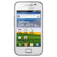 Samsung Galaxy Ace S5831 Unlocked GSM Android Cell Phone - White at Sears.com