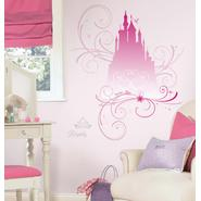 RoomMates Disney Princess  - Scroll Castle Peel & Stick Giant Wall Decals w/Glitter at Kmart.com