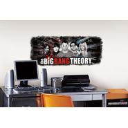 RoomMates The Big Bang Theory Wall Graphic Peel and Stick Giant Wall Decals at Kmart.com