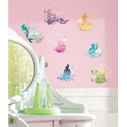 RoomMates Disney Princess -  Silhouette Peel & Stick Wall Decals at Kmart.com