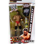 WWE Wade Barrett - WWE Elite 24 Toy Wrestling Action Figure at Kmart.com