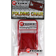 WWE Folding Chair (Red) -  Ringside Exclusive Toy Wrestling Action Figure Accessory at Sears.com