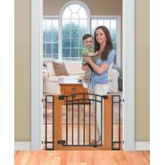 Summer Infant Sure & Secure Metal And Wood Walk-Thru Gate at Sears.com