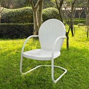 Crosley Outdoor Griffith Metal Chair in Assorted Colors at Sears.com